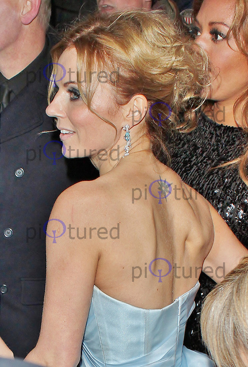 LONDON - December 11: Geri Halliwell at the Viva Forever Premiere (Photo by Brett D. Cove)