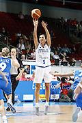 DESCRIZIONE : Riga Latvia Lettonia Eurobasket Women 2009 final 5th-6th Place Italia Grecia Italy Greece<br /> GIOCATORE : Mariachiara Franchini<br /> SQUADRA : Italia Italy<br /> EVENTO : Eurobasket Women 2009 Campionati Europei Donne 2009 <br /> GARA : Italia Grecia Italy Greece<br /> DATA : 20/06/2009 <br /> CATEGORIA : tiro<br /> SPORT : Pallacanestro <br /> AUTORE : Agenzia Ciamillo-Castoria/E.Castoria<br /> Galleria : Eurobasket Women 2009 <br /> Fotonotizia : Riga Latvia Lettonia Eurobasket Women 2009 final 5th-6th Place Italia Grecia Italy Greece<br /> Predefinita :