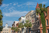 Broad Street in downtown Charleston.