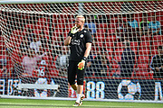 Kasper Schmeichel during the Premier League match between Bournemouth and Leicester City at the Vitality Stadium, Bournemouth, England on 15 September 2018.
