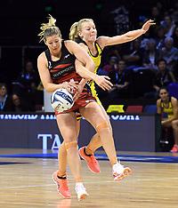 Wellington-Netball, ANZ Premiership, Pulse v Tactix