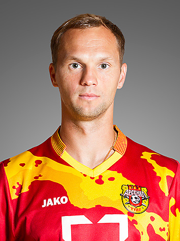 Portraits, FC Arsenal Tula, August 2016