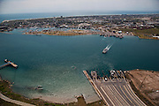 Port Aransas Aerial Photography by Tim Burdick