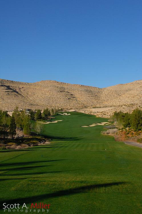 Southern Highlands Golf Club Hole No. 10..                ©2006 Scott A. Miller