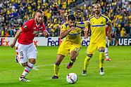 Maccabi Tel Aviv - AZ 16-17