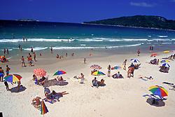 Florianopolis, Santa Catarina, Brasil. 14/01/1997..Praia dos Ingleses./ English Beach..Foto ©Marcos Issa/Argosfoto
