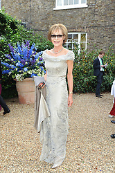LADY GETTY at the Raisa Gorbachev Foundation Party held at Stud House, Hampton Court Palace on 5th June 2010.  The night is in aid of the Raisa Gorbachev Foundation, an international fund fighting child cancer.