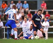 07-08-2008 Voetbal:BSV Sebnitz 68:Willem II: Sebnitz<br /> Oefenwedstrijd Willem II in Sebnitz<br /> Paul Quasten <br /> Foto: Geert van Erven