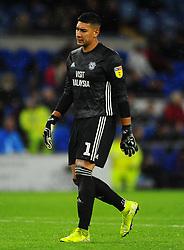Neil Etheridge of Cardiff City shows a look of dejection- Mandatory by-line: Nizaam Jones/JMP - 18/10/2019 -  FOOTBALL - Cardiff City Stadium - Cardiff, Wales -  Cardiff City v Sheffield Wednesday - Sky Bet Championship