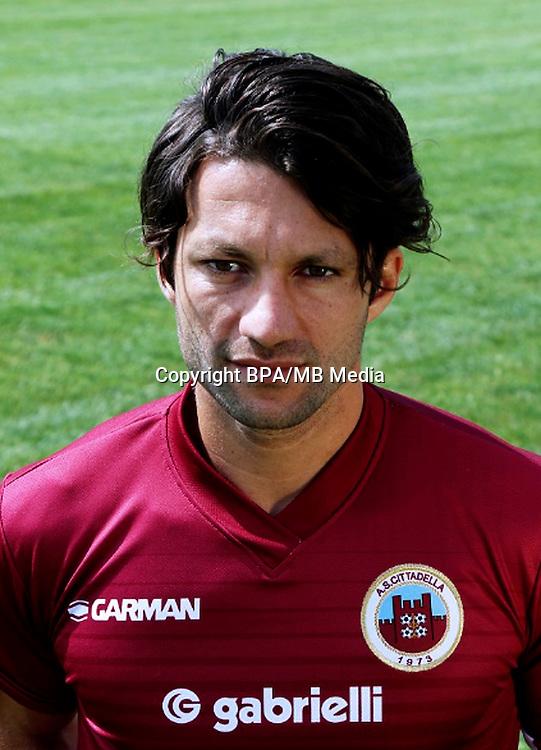 Italian League Serie B -2016-2017 / <br /> ( A.S. Cittadella ) - <br /> Andrea Paolucci