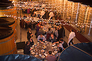 Archery Summit crab fest 2015, Dundee Hills AVA, Willamette Valley, Oregon