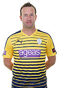 Hampshire all-rounder Sean Ervine in the 2016 Natwest T20 Blast Shirt. Hampshire CCC Headshots 2016 at the Ageas Bowl, Southampton, United Kingdom on 7 April 2016. Photo by David Vokes.