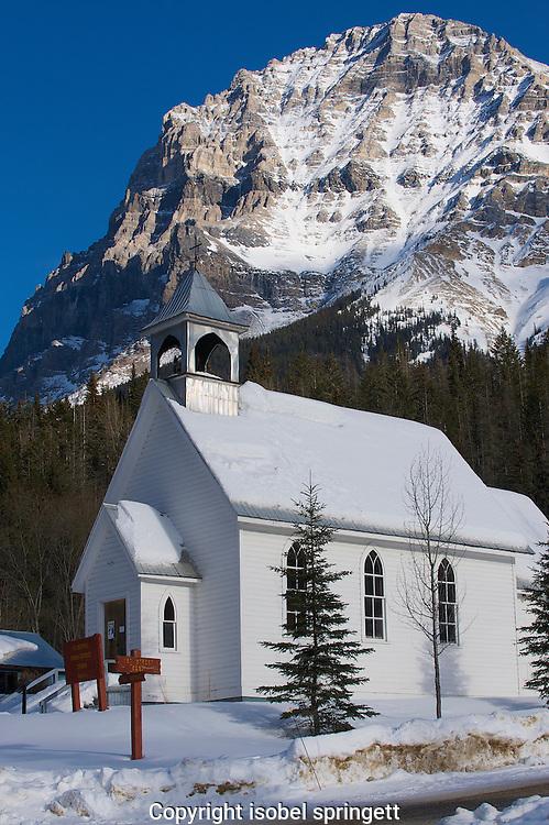 Church in Field B.C.