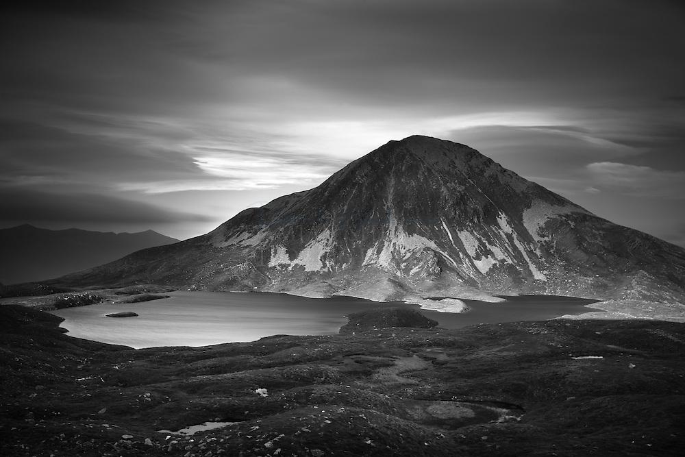 Coire an Lochan and Sgurr Eilde Mor, Highlands, Scotland.