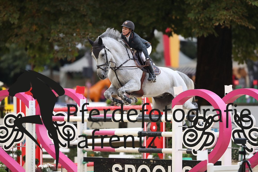 Vorsselmans, Annelies (BEL) Cazell<br /> Paderborn - Paderborn Challenge 2016<br /> © www.sportfotos-lafrentz.de