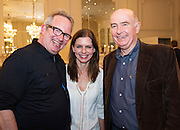 To celebrate 25 Years of MEDIA, The Creative Europe MEDIA Office Galway held the&nbsp;Creative Europe&nbsp;MEDIA Co-Production Dinner&nbsp;in Hotel Meyrick&nbsp;on Thursday the 7th of June as part of The&nbsp;Galway Film Fleadh.&nbsp;<br /> <br /> At the event was Ted and Vanessa Hope with  James Hickey Chief Executive Irish Film Board.<br /> The networking dinner gives Fleadh goers&nbsp;privileged access to the world's leading film Financiers and a fantastic&nbsp;opportunity to network with European Producers and Film Fair Financiers. &nbsp;Creative Europe MEDIA Office Galway offers comprehensive information on the European Union's Creative Europe Programme, offering advice, support and information on Creative Europe funding support for the audiovisual industries including film, television and games.&nbsp; The regional office is also available to respond to queries by phone or email.&nbsp; In addition to providing one-to-one advice sessions and events throughout the year. &nbsp;<br /> <br /> For further information contact Eibhl&iacute;n N&iacute; Mhunghaile on 091 770728 or via email on&nbsp;eibhlin@creativeeuropeireland.eu&nbsp;<br />  Photo: Andrew Downes XPOSURE