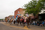 Miss Rodeo America, Miles City Bucking Horse Sale Parade, Montana