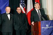 Appeal of Conscience awards dinner in New York, Tuesday, Sept., 22, 2009. ( Photo/Stuart Ramson)
