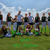 Dirt Daubers U12 2014