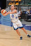 DESCRIZIONE : Bologna Lega A2 Femminile 2011-12 Coppa Italia Final4 Tagliatella Cup Semifinale Sogeit La Spezia Vassalli 2G Vigarano<br /> GIOCATORE : Zane Eglite<br /> CATEGORIA : passaggio<br /> SQUADRA : Sogeit La Spezia <br /> EVENTO : Campionato Lega A1 Femminile 2011-2012 <br /> GARA : Sogeit La Spezia Vassalli 2G Vigarano<br /> DATA : 04/04/2012 <br /> SPORT : Pallacanestro <br /> AUTORE : Agenzia Ciamillo-Castoria/M.Marchi<br /> Galleria : Lega Basket Femminile 2011-2012 <br /> Fotonotizia : Bologna Lega A2 Femminile 2011-12 Coppa Italia Final4 Tagliatella Cup Semifinale Sogeit La Spezia Vassalli 2G Vigarano<br /> Predefinita :