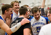 Friday Game 2 - Men Camosun vs VIU