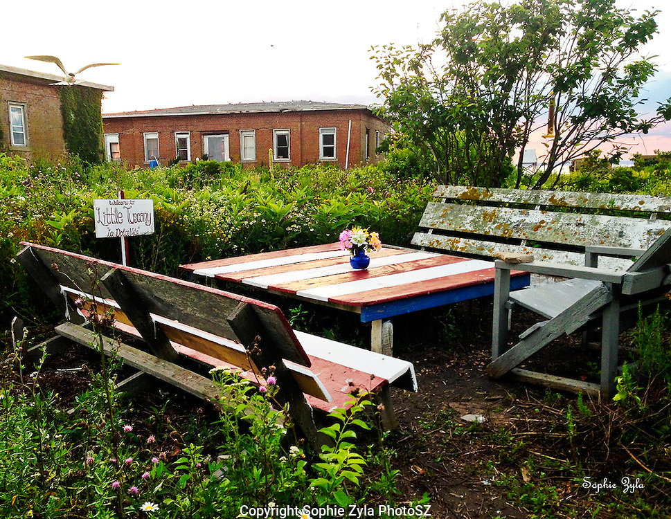 Little Tuscany at Great Gull Island