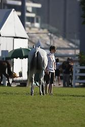 Groom<br /> Olympic Games Hong Kong 2008<br /> Photo © Dirk Caremans - Hippo Foto`
