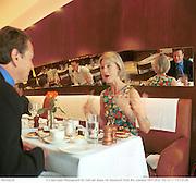 Portillo.8.Nicola Fornby & Michael Portillo. St. Martin's Hotel. 9/9/99<br />© Copyright Photograph by Dafydd Jones 66 Stockwell Park Rd. London SW9 0DA  Tel 0171 733 0108