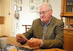Portrait Hans-Helmut Sievers<br /> Tasdorf - Portrait Hans Helmut Sievers 2015<br /> © www.sportfots-lafrentz.de/Stefan Lafrentz
