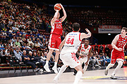 Bertans Dairis<br /> EA7 Olimpia Milano - The Flexx Pistoia<br /> Legabasket Serie A 2017/18<br /> Milano, 06/05/2018<br /> Foto MarcoBrondi / Ciamillo-Castoria
