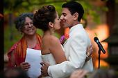 Gabe & Angie | San Diego CA garden wedding