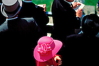 Grande Bretagne, Royaume Unis, Angleterre, Ascot, Royal Ascot, Course de chevaux // United Kingdom, England, Ascot, horse race of Royal Ascot