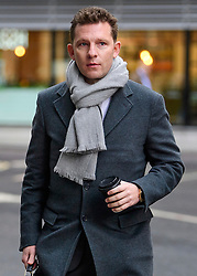 © Licensed to London News Pictures. 01/03/2017. London, UK. NICK CANDY arrives at the Royal Courts of Justice in London. Brothers Nick and Christian Candy are being sued in a dispute over a £12m loan which was used to help fund Mark Holyoake's own project at Grosvenor Gardens House in central London. Photo credit: Ben Cawthra/LNP