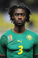 Fussball International, Italienische Nationalmannschaft  Italien - Kamerun 03.03.2010 Nicolas Nkoulou(Kamerun)