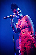Skye Edwards/Morcheeba performing live at the Rockhal concert venue in Luxembourg, Europe on July 18, 2011