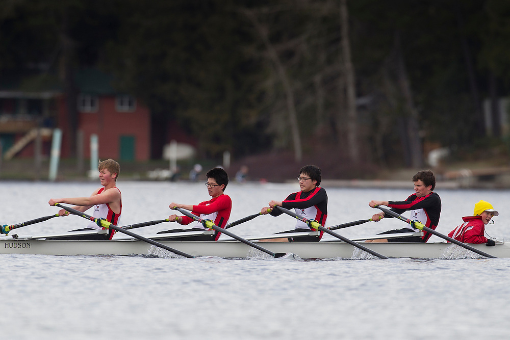 Brentwood College School Rowing Photo Kevin Light