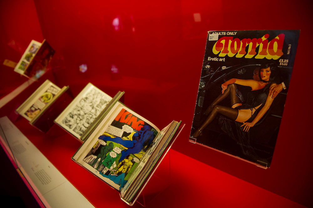 Comics Unmasked: Art and Anarchy in the UK opens tomorrow, offering the first chance to see the British Library's extensive comic book collection on display alongside original artwork and scripts. The exhibition includes themes such  challenging themes as sex, violence, politics, race and drugs. It covers a period from medieval time through 1825  and Glasgow Looking Glass, thought to be the first ever comic, via a ventriloquist dummy of Ally Sloper and Punch, to Judge Dredd's helmet from the recent film adaptation of the 2000AD Judge Dredd series. It also include other contemporary work such as the V for Vendetta series which inspired the masks fo Occupy London and cartoons from the band Gorillaz. It traces a long and tumultuous history of the British comic book. British Library, London, UK