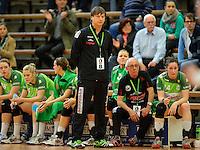 Trainer Aleksandar Knezevic (FAG)