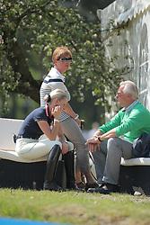 Max-Theurer, Victoria;<br /> Max-Theurer, Elisabeth;<br /> Wittig, Wolfram, <br /> München - Pferd International 2013<br /> Prix St Georg<br /> © www.sportfotos-lafrentz.de/Stefan Lafrentz