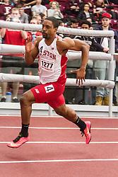 Boston University John Terrier Classic Indoor Track & Field: mens 200, Williams, BU