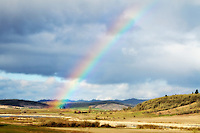 Rainbow in the Willamette Valley