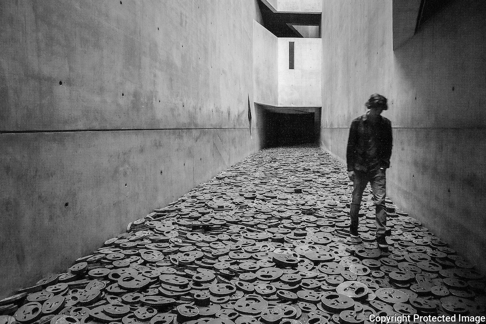 Jewish Museum Berlin (Jüdisches Museum Berlin) Germany. Architect Daniel Libeskind, Bult 2001