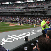 Chicago, Illinois: White Sox vs Tampa Bay at U.S. Cellular Field.<br /> Photography by Jose More