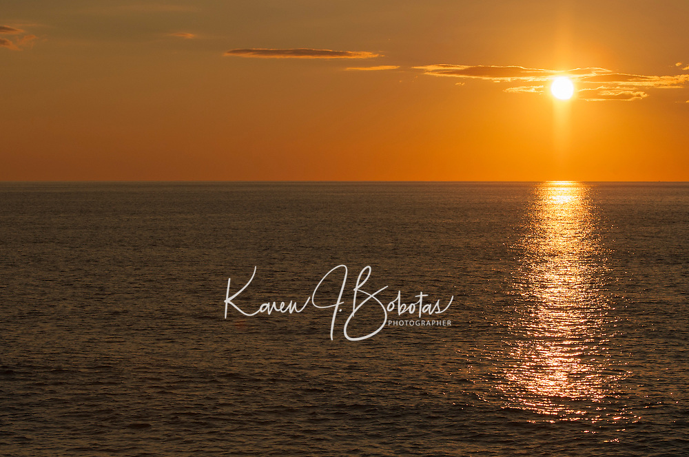 Sunrise photo trek to the coast of Maine.  Karen Bobotas Photographer