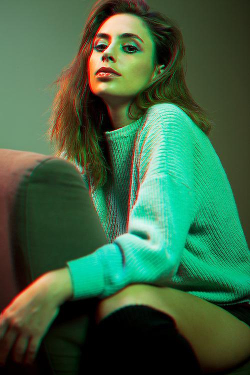 Photography: MIGUEL PEREIRA.Model: ANA MARTÍNEZ REQUENA.Styling: INÉS LACASA.Make-up: LAURA PÉREZ.