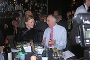 Eimear Montgomerie and Michael Howard. Conservative fund raising dinner hosted  by Marco Pierre White and Franki Dettori at  Frankie's. Knightsbridge. 17 January 2004. ONE TIME USE ONLY - DO NOT ARCHIVE  © Copyright Photograph by Dafydd Jones 66 Stockwell Park Rd. London SW9 0DA Tel 020 7733 0108 www.dafjones.com