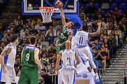 DESCRIZIONE : Eurolega Euroleague 2015/16 Group D Unicaja Malaga - Dinamo Banco di Sardegna Sassari<br /> GIOCATORE : Edwin Jackson<br /> CATEGORIA : Schiacciata Controcampo<br /> SQUADRA : Unicaja Malaga<br /> EVENTO : Eurolega Euroleague 2015/2016<br /> GARA : Unicaja Malaga - Dinamo Banco di Sardegna Sassari<br /> DATA : 06/11/2015<br /> SPORT : Pallacanestro <br /> AUTORE : Agenzia Ciamillo-Castoria/L.Canu