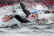 Marc Antoine Olivier (FRA) competes on Men's 5 kms Open Water during the Swimming European Championships Glasgow 2018, at Tollcross International Swimming Centre, in Glasgow, Great Britain, Day 7, on August 8, 2018 - Photo Stephane Kempinaire / KMSP / ProSportsImages / DPPI