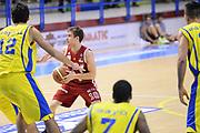 DESCRIZIONE : Porto San Giorgio Lega serie A 2013/14  Sutor Montegranaro Varese<br /> GIOCATORE : Andrea De Nicolao<br /> CATEGORIA : composizione<br /> SQUADRA : Pallacanestro Varese<br /> EVENTO : Campionato Lega Serie A 2013-2014<br /> GARA : Sutor Montegranaro Pallacanestro Varese<br /> DATA : 23/11/2013<br /> SPORT : Pallacanestro<br /> AUTORE : Agenzia Ciamillo-Castoria/M.Greco<br /> Galleria : Lega Seria A 2013-2014<br /> Fotonotizia : Porto San Giorgio  Lega serie A 2013/14 Sutor Montegranaro Varese<br /> Predefinita :