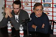 DESCRIZIONE : Roma Lega A conferenza stampa Acea Roma<br /> GIOCATORE : Claudio Toti Luigi Datome<br /> SQUADRA : Acea Roma<br /> CATEGORIA : curiosita ritratto<br /> EVENTO : Lega A 2012 2013<br /> GARA : conferenza stampa<br /> DATA : 27/10/2012<br /> SPORT : Pallacanestro<br /> AUTORE : Agenzia Ciamillo-Castoria/M.Simoni<br /> Galleria : Lega A 2012-2013<br /> Fotonotizia :  Roma Lega A conferenza stampa Acea Roma<br /> Predefinita :